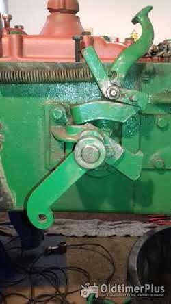ZF A 15 /Deutz F2L514/50  Mähantriebsschaltung
