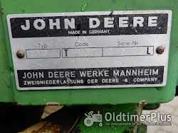 John Deere 1020 Smalspoor Foto 5