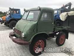 Mercedes Unimog 401 Froschauge zum Restaurieren, Lieferung möglich Foto 6