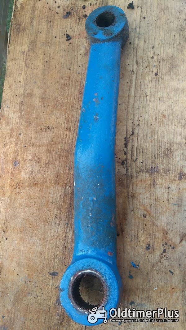 Hanomag Lenkstockhebel Lenkgetriebe R435 und andere Foto 1