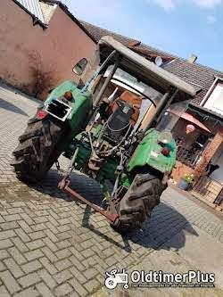 Deutz Glöckner Deutz 5505 Foto 4