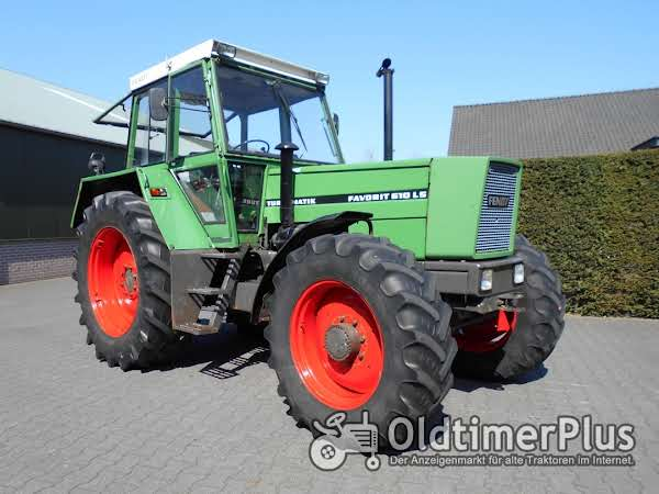 Fendt 610 LSA FAVORIT Foto 1