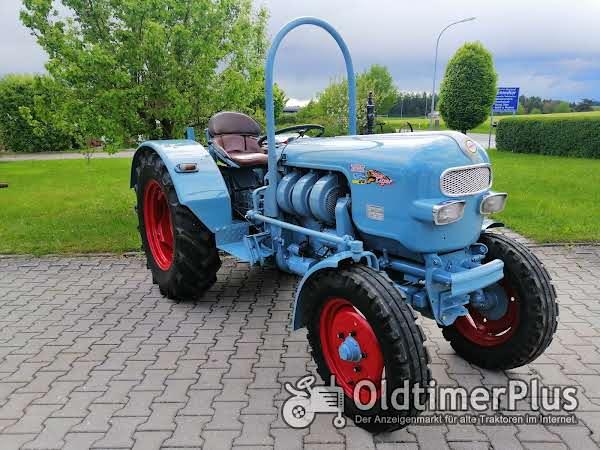 Eicher ES 400 Schmalspur (orig. 3972 Std.) Foto 1