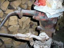 Hanomag Achshälfte Hanomag R 12 Foto 2