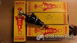 KHD Hanomag Bosch glühkerze KE/GA 2/1