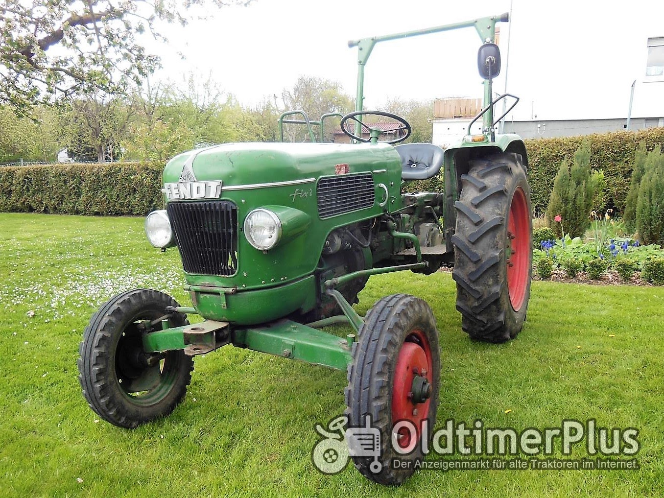 Fendt FIX 2 E, FL 120