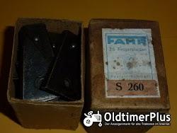 Fahr diverse Fingerplatten für alte Fahr Mähwerke Foto 4