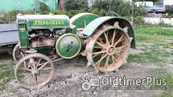 John Deere Modell D Foto 4