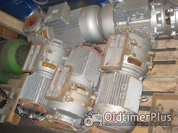 Ankauf Elektromotoren, Demag Hallenkrane, Ankauf Getriebemotoren Foto 1
