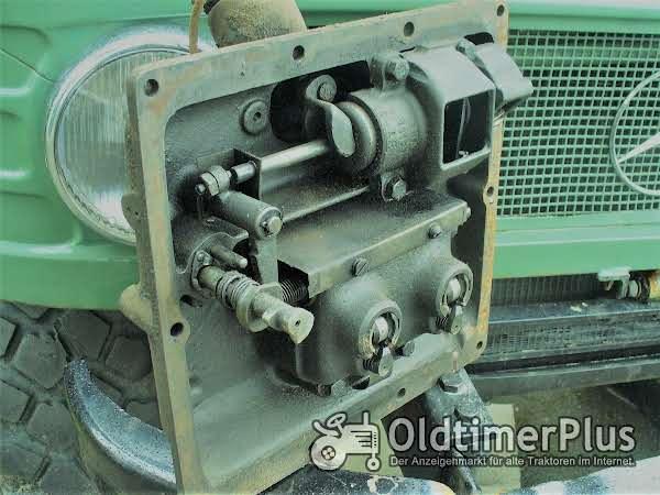 Deutz- Eicher -  Fendt- Zettelmeyer Diesel F2M414 Einspritzpumpendeckel Foto 1