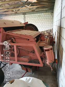 Dreschmaschine Buschhoff Foto 12