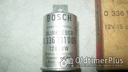 Bosch 0336101005 BLINKGEBER 12V 15 oder18W neu Foto 4