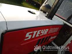Steyr 80-80 turbo Foto 8
