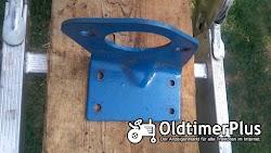 Hanomag Halterung Ölbad Luftfilter R435 Foto 3