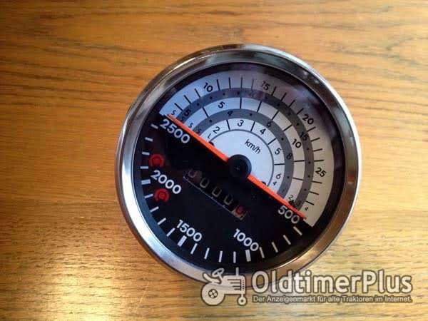 Deutz Traktormeter für D 06 und 07 Serie Foto 1