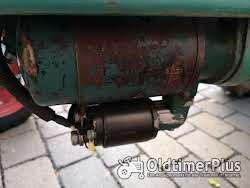 Hanomag R 12 KB Speichenräder, Tüv, Anlasser, läuft schön! foto 8