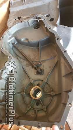 Porsche Diesel 2 Zylinder Stirndeckel Foto 6