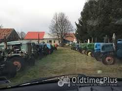 Sonstige Sammlung 40 oldtimer Traktoren Steyer, Bulldog... Foto 5