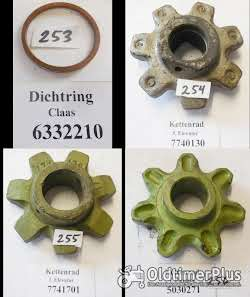 Claas Mähdrescher, Presse, Perkins-Motor, Ersatzteile, Sortiment D Foto 11
