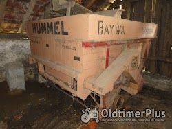 Hummel Dreschwagen Foto 2