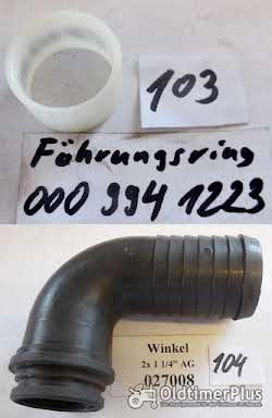 Holder Feldspritze Ersatzteile, Sortiment D Foto 3