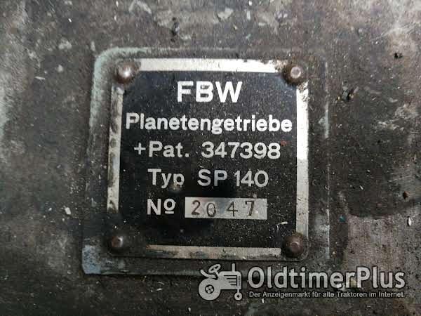 FBW Snelgang. Foto 1