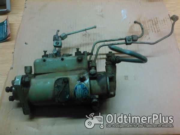 Perkins Einspritzpumpe für motor 4 Zyl Foto 1
