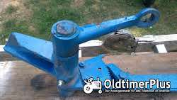 Hanomag Handbremshebel komplett R435, R324 und andere Foto 2