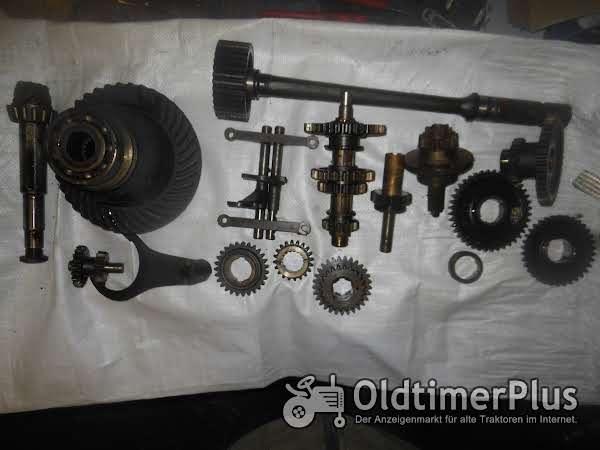 ZF A4 eingebaut in Güldner Spessart, Fahr D88 Zahnräder Foto 1