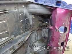 Karosserie- Blechschlosser gesucht. Mein FIAT 500 F will überarbeitet werden Foto 2