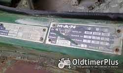 verkaufe 2 Stück Kipper MAN 26.320 als Teileträger Weitere Bilder auf Anfrage MAN 320 Kipper Foto 4