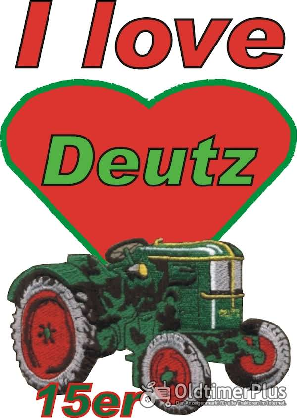 I love Deutz 15er T-Shirt Foto 1