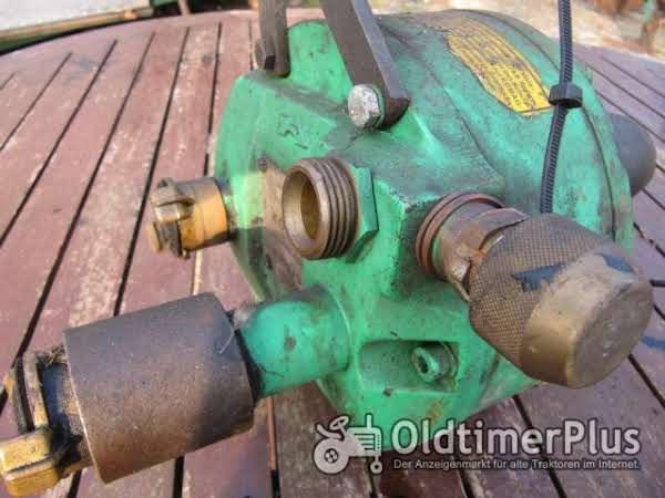 Zapfwellenwasserpumpe Foto 1