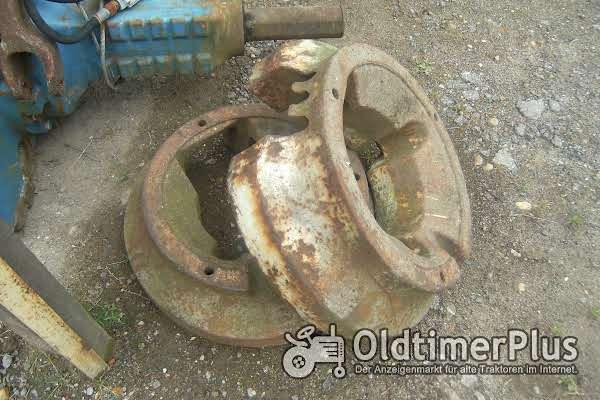 Ford 9600, 8600, 9000, 8000 gewichte Foto 1