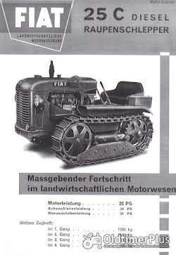 Fiat FIAT 25C