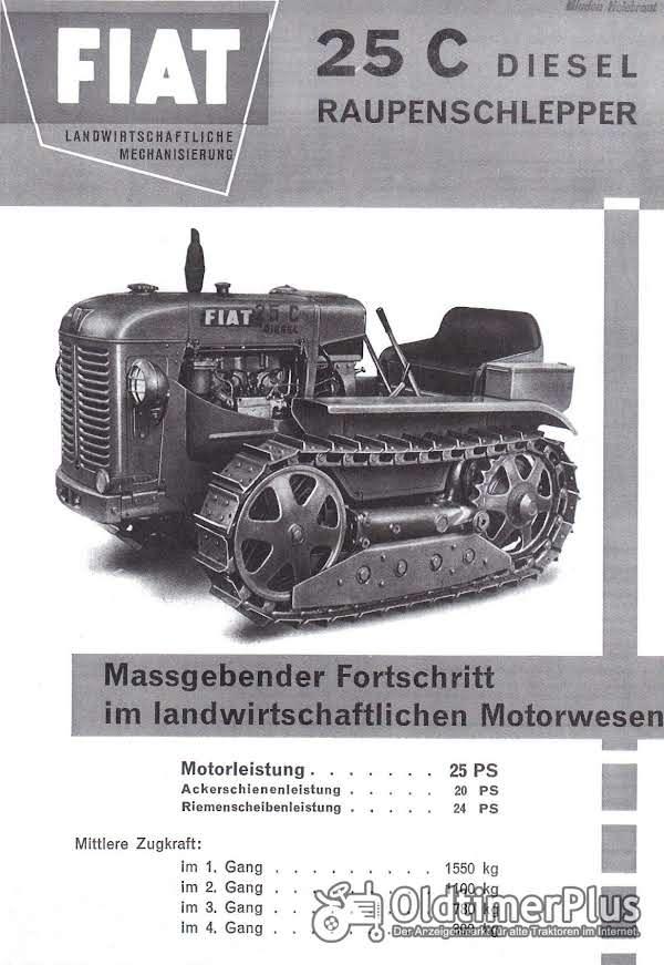 Fiat FIAT 25C Foto 1