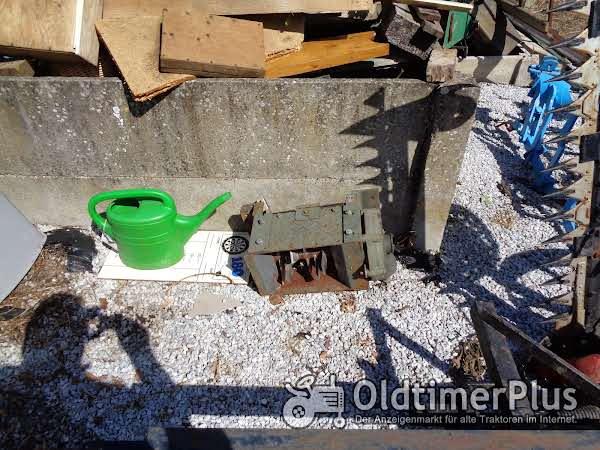 Zelfgemaakte molen met aftakas voor tractor Foto 1