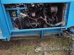 Eigenbau leistungsstarker Traktor Foto 6