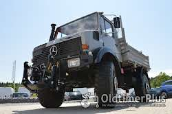 Mercedes Unimog 2150, 215 PS, Power Unimog, Gesamt nur 7500 KG photo 3