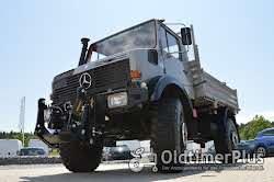 Mercedes Unimog 2150, 215 PS, Power Unimog, Gesamt nur 7500 KG Foto 3