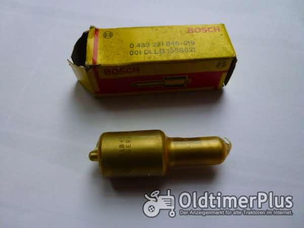 Bosch Einspritzdüse 0433271846 für Fendt u.a.  DLLB150S821 Foto 1