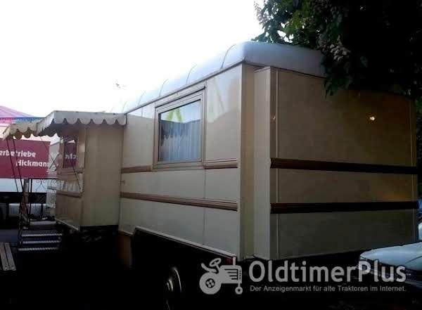 Hanomag Tausche kommplett eingerichteten Wohnwagen gegen restaurierten Bulldok oder Lanz Foto 1