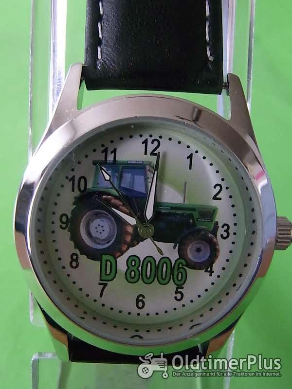 Deutz D 8006 Armbanduhr Foto 1
