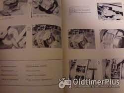 Deutz Werkstatthandbuch Getriebe DX85,90,110 - TW90 Foto 5