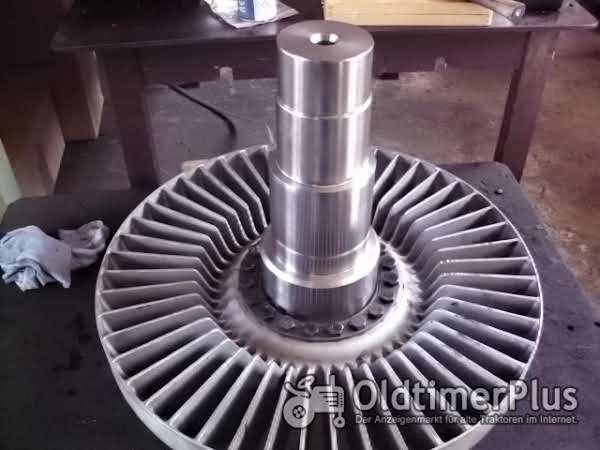 Voith Turbokupplung, Reparaturservice, Ersatzteile, Instandsetzung Foto 1