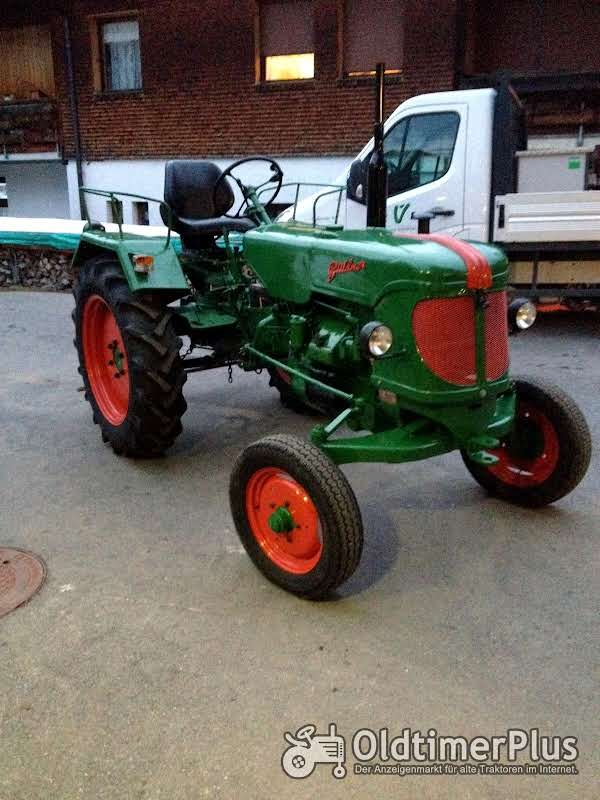 Güldner Traktor - Sehr gut erhalten Foto 1