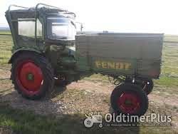 Fendt FENDT Geräteträger 231 GTS Foto 3