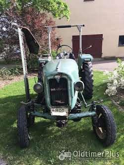 MAN 8515 M 172 Dieselmotor Foto 2