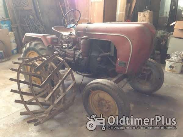 Allgaier Porsche Diesel Traktor Foto 1