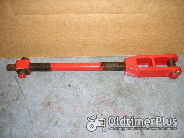 Fahr-Kreiselheuer KH4S Verstellspindel Foto 1